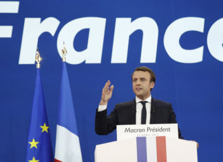 first round of the french presidential elections 2017