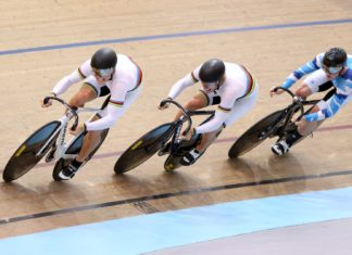 new zealand track nationals