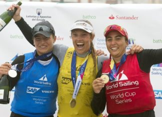 sailing world cup final in santander