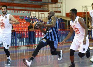 ΠΑΝΙΩΝΙΟΣ ΚΟΛΟΣΣΟΣ panionios kolosos(basket league 2017 2018)