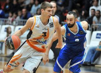ΠΡΟΜΗΘΕΑΣ ΠΑΤΡΑΣ ΚΥΜΗ promitheas patras kimi (basket league 2017 2018)