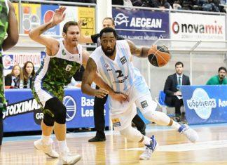 ÊÏËÏÓÓÏÓ ÃÓË kolosos gsl (basket league 2017 2018)