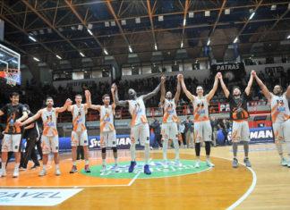 ΠΡΟΜΗΘΕΑΣ ΠΑΤΡΑΣ ΑΡΗΣ promitheas patras aris (basket league 2017 2018)
